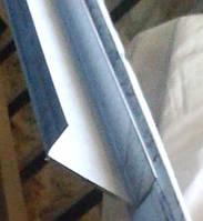 Оцинкованный П-профиль (оцинкованный U - профиль) 20х60х20х0,9