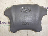Подушка безопасности водителя Hyundai TUCSON 1 2004-2010 (Хюндай Тусон), 569002E200LM