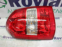 Фонарь задний левый (4х4) Hyundai TUCSON 1 2004-2010 (Хюндай Тусон), 924012E000