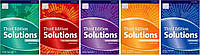 Solutions Third Edition (Elementary - Pre-Intermediate - Intermediate - Upper-Intermediate - Advanced)