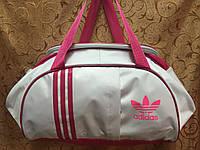 Сумка спортивная Adidas (только ОПТ )(1 цветов)/Женская спортивная сумка, фото 1