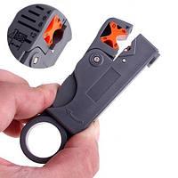 Инструмент для зачистки коксиал.кабеля, стриппер