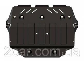 Защита Dodge Caliber  2006-2012  V-2.4/2.0 АКПП, закр. двиг+кпп (Шериф.)