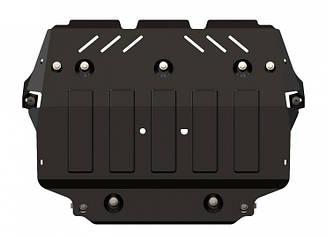 Защита Ford B-Max EcoBoost с балкой 2013- V-1.0 МКПП/АКПП закр.двс+кпп (Шериф.)