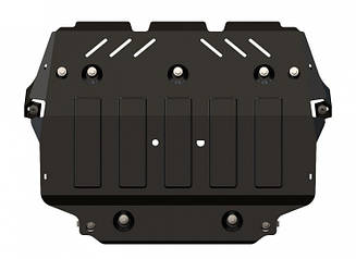 Защита Great Wall Haval H3 2011-  V-2.0  МКПП, закр. двс+кпп+рад (Шериф.)