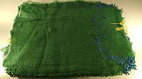 Сетка овощная, сетка-мешок для овощей (р50х80) 40кг зеленая (100 шт)заходи на сайт Уманьпак