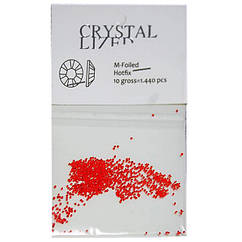 Хрустальные Кристаллы Крошка Pixie Красные, Набор 1440 шт.
