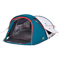 Палатка 2 SECONDS 2 XL FRESH&BLACK   QUECHUA, фото 1