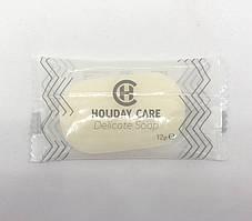 Мыло Holiday Care 12 гр одноразовое для гостиниц (от 100 шт.)