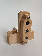 Кондуктор Т-образний под ДСП 18мм. / шаблон мебельный под конфирмат