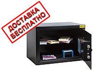 Сейф мебельный для дома офиса ВхШхГ 25х35х25см, фото 1