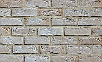 Плитка цементная под кирпич цвет Кремона размер 210х15х65 мм