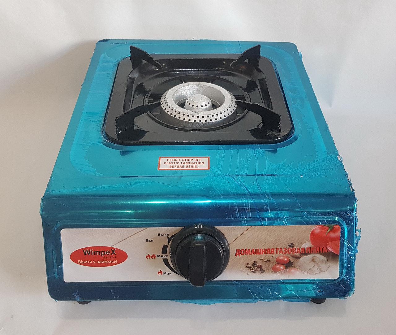 Газовая плита таганок WX 1101 Wimpex 1 конфорка