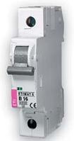 Автоматический выключатель ETIMAT 6  1p C 40А (6 kA)