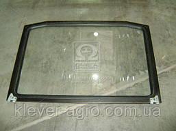 Рамка кабины унифицир. задняя со стеклом в сб. (УК) (пр-во МТЗ)