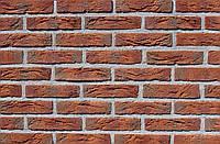 Плитка Старая Прага 03 цементная под кирпич размер 210х14х49 мм