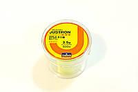 Лескa Daiwa Justron 0.30 мм тест 8.7 кг  флуоресцентная, намотка 500м, фото 1
