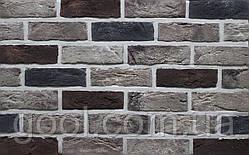 Плитка цементная под кирпич цвет Челси размер 210х15х65 мм.