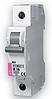 Автоматический выключатель ETIMAT 6  1p D 0.5А (6 kA)