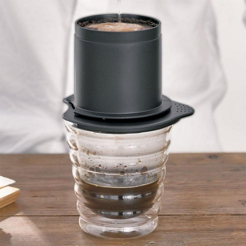 Мини-пуровер Hario Cafeor V60 01