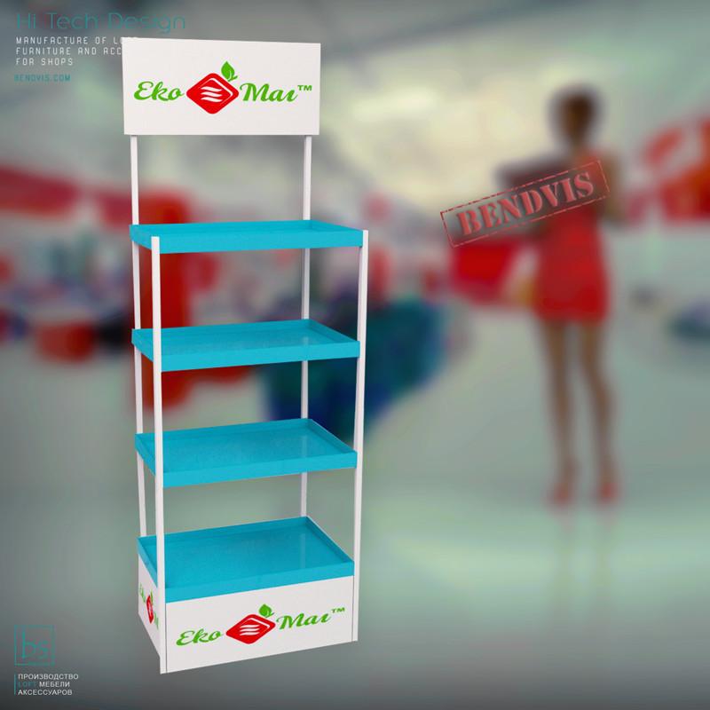 Рекламные стойки Eco