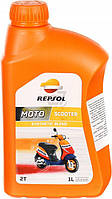Масло Repsol Moto Scooter 2T
