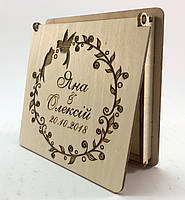 Шкатулка, коробка для  флешки