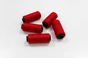 Нитки швейные 42/2, 250 м, красный
