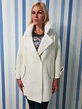 Женское стильное осеннее  пальто, фото 2
