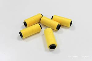 Нитки швейные 42/2, 250 м, желтый