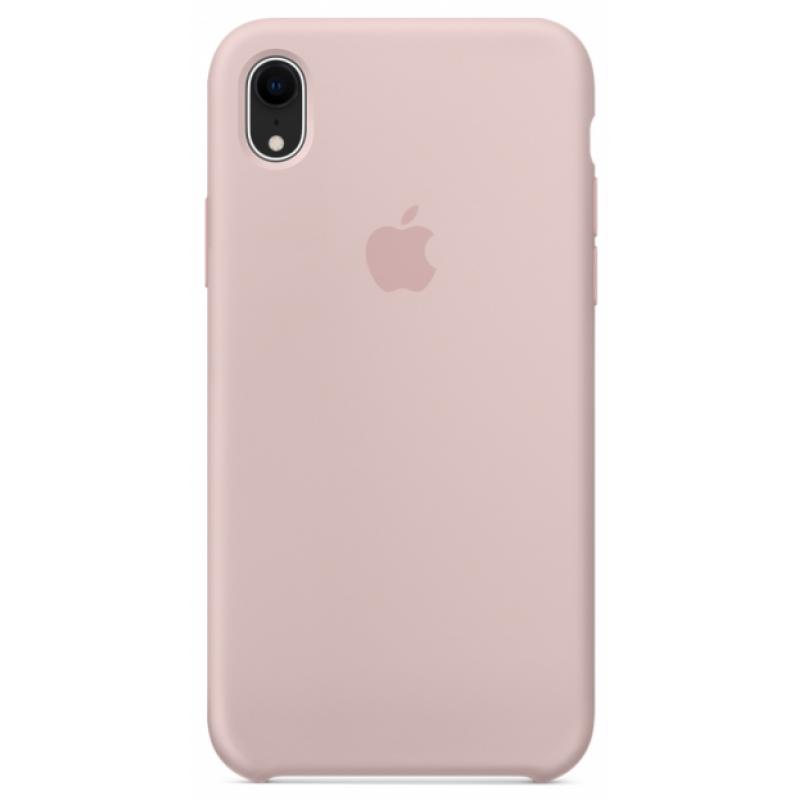 Armor Standart силиконовый чехол для iPhone Xr - Pink Sand