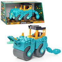 Детская стройтехника  динозавр-каток DS 4150