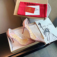 Туфли Christian Louboutin Degrastrass