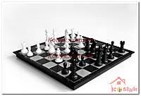 Набор настольных игр 3 в 1 шахматы, шашки, нарды