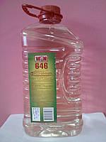 Розчинник 646 без прекурсорів ТМ WIN (4л) пет (3.3 кг.)