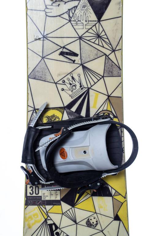 Сноуборд підлітковий Head 130 Mosaic Б/У, фото 2