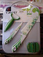 Набор для резки Доска, ножи Пластик, метал Размер 25,5 см*36 см