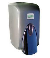 Дозатор жидкого мыла, 0,5 л. Сатин