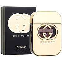 Женская парфюмированная вода Gucci Guilty Intense 75 ml (Гучи Гилти Интенс)