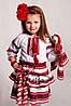 Детский Вышитый костюм Веснянка, фото 2