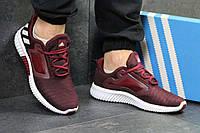 Кроссовки мужские бордовые Adidas Climacool M 5330