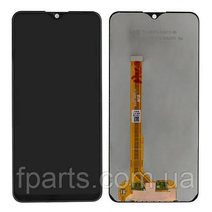 Дисплей для Vivo Y91, Y91C, Y91i, Y93, Y93s, Y95 с тачскрином, Black (AAA), фото 2