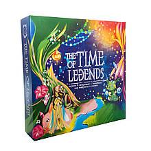 Настольная игра The time of legends (рус) «Strateg» (30460)