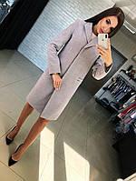 Женское кашемировое пальто с поясом от 42 до 50  размера РАЗНЫЕ ЦВЕТА