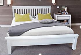 Ліжко дерев'яне -Сідней (1600*2000)
