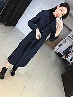 Женское шерстяное пальто с поясом от 42 до 50  размера РАЗНЫЕ ЦВЕТА