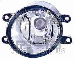 Протитуманна фара для Toyota Corolla '07-12 ліва (Depo)