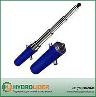 Гидроцилиндр 4-х штоковый (длина 1 штока 1745 мм)тип E