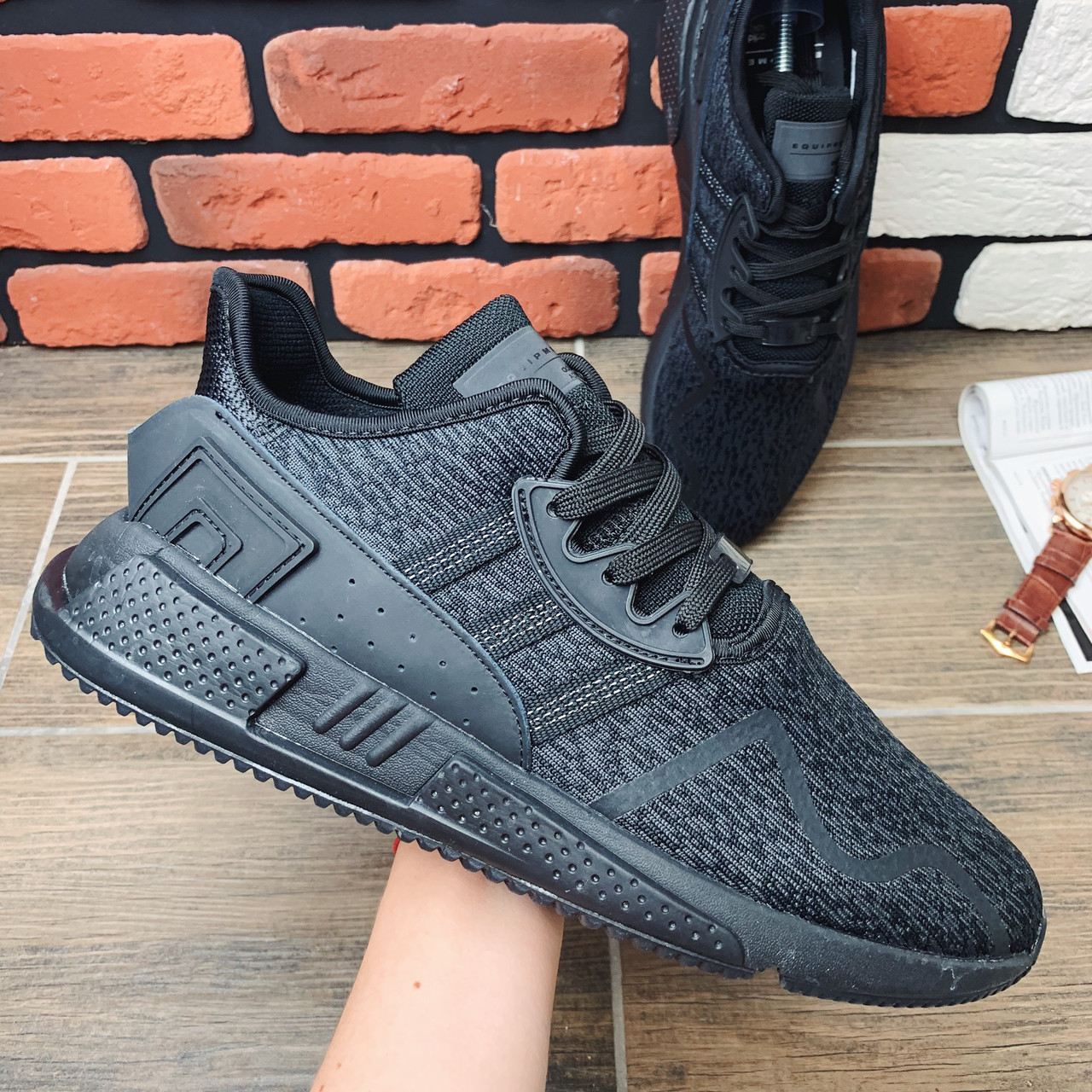 Кроссовки Adidas EQT ADV  30797 ⏩ [ 45<<Последний размер>> ]