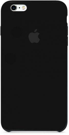 Armor Standart iPhone 6/6s Silicone Case (OEM) - Black